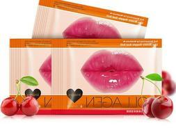 10 Pcs/lot BIOAQUA Collagen Lip Mask Moisturizing Essence Li