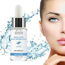 100% Pure Hyaluronic Acid Face Serum HA Anti Aging Wrinkles