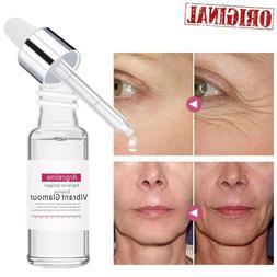 Argireline Collagen Peptides Serum Face Cream Anti-Aging Wri