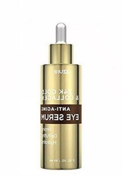 Azure 24k Gold And Collagen Anti-Aging Eye Serum 2 oz.