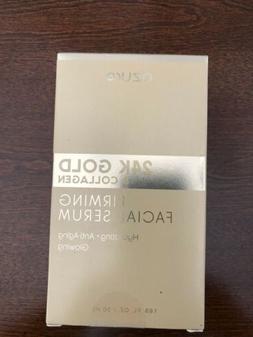 Azure 24K Gold & Collagen Firming Facial Serum - Sealed