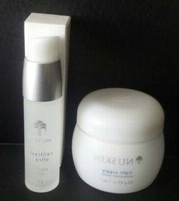 Nu Skin Celltrex Ultra Recovery Fluid, + Night Moisturizer F