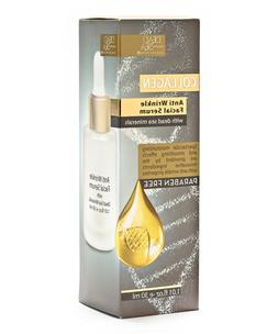 DEAD SEA COLLECTION COLLAGEN ANTI WRINKLE FACIAL SERUM NEW I