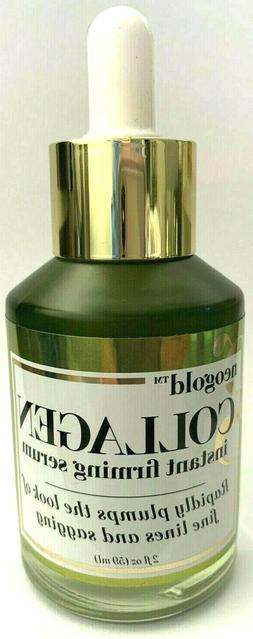 Neogold COLLAGEN Instant Firming Serum 2 fl oz / 59 ml NEW