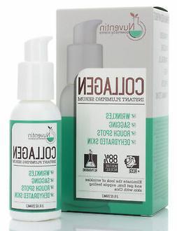 Nuventin Collagen Instant Plumping Serum 2 Fl Oz