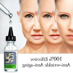 Face Serum Pure Hyaluronic Acid Six Peptide Anti Wrinkles Cr