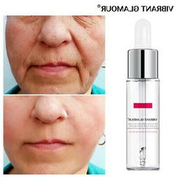 hexapeptide collagen peptides face serum anti aging