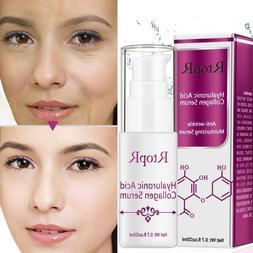 Hyaluronic Acid Face Serum Collagen Acne Treatment Anti Wrin