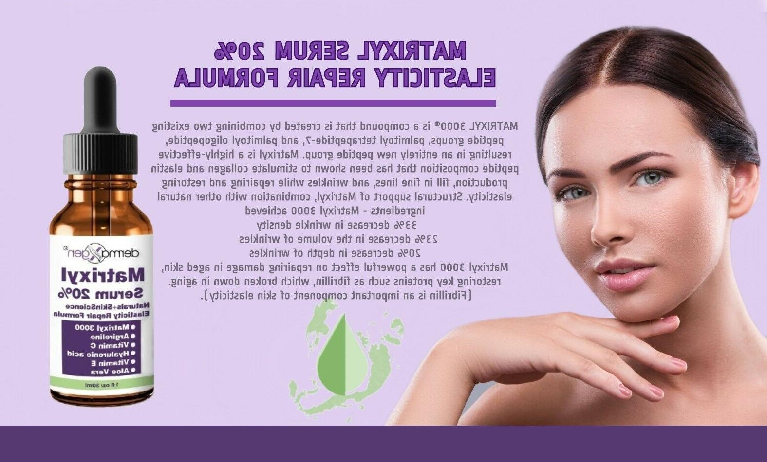 Argireline Acid HA Serum Wrinkle Collagen