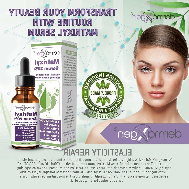 Argireline Matrixyl Hyaluronic Acid Peptide Wrinkle