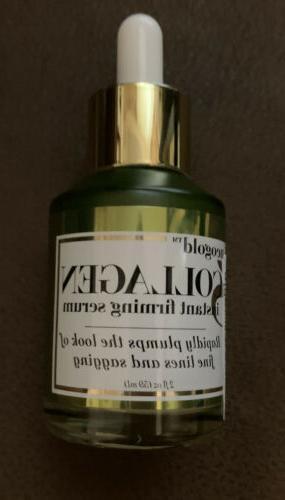 collagen instant firming serum 2 fl oz