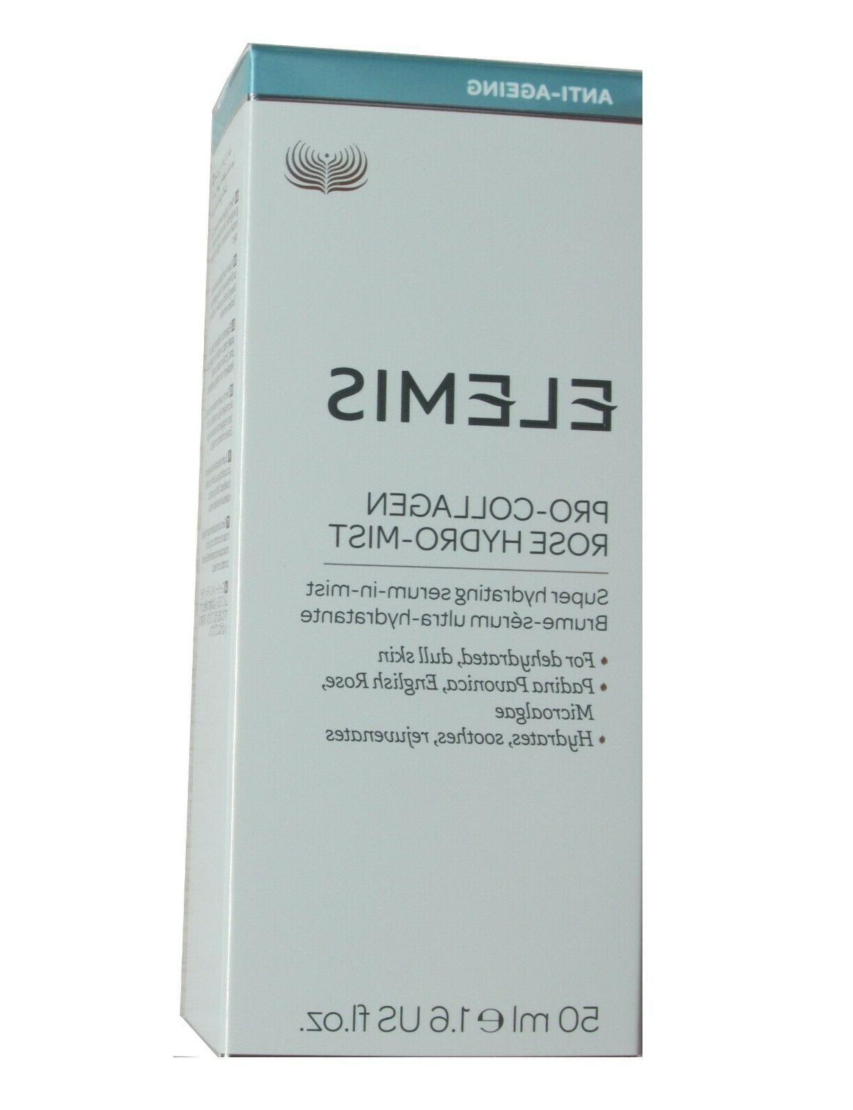Elemis Pro-Collagen Rose Hydro-Mist 50 ml 1.6 fl Anti-Ageing