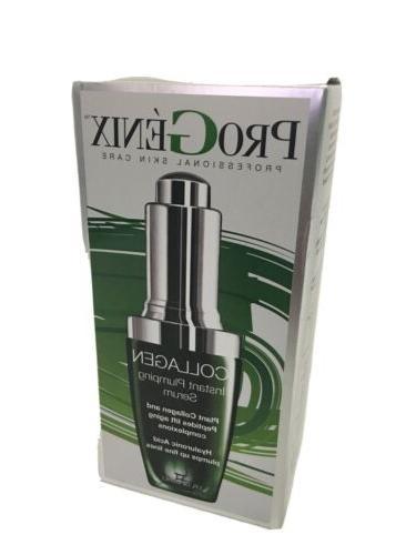 progenix collagen serum instant plumping serum 1