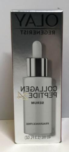 regenerist collagen peptide 24 serum fragrance free