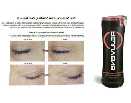 rejuven8 serum boosts collagen and elastin minimizes