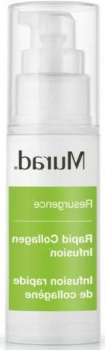 Murad Resurgence Rapid Collagen Infusion 1oz/30ml Replenicel
