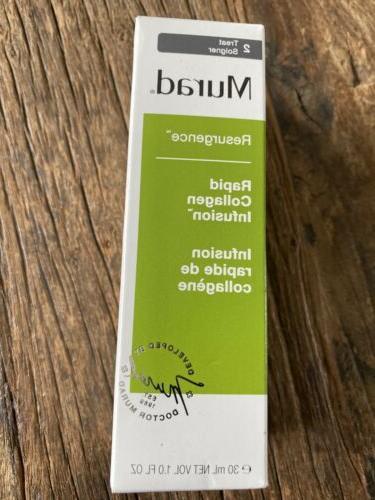 resurgence rapid collagen infusion serum 1 0
