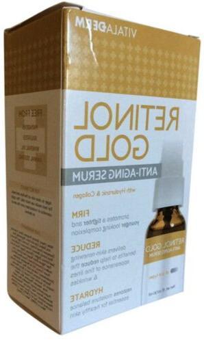 Vitaladerm Hyaluronic Acid Collagen serum, 1