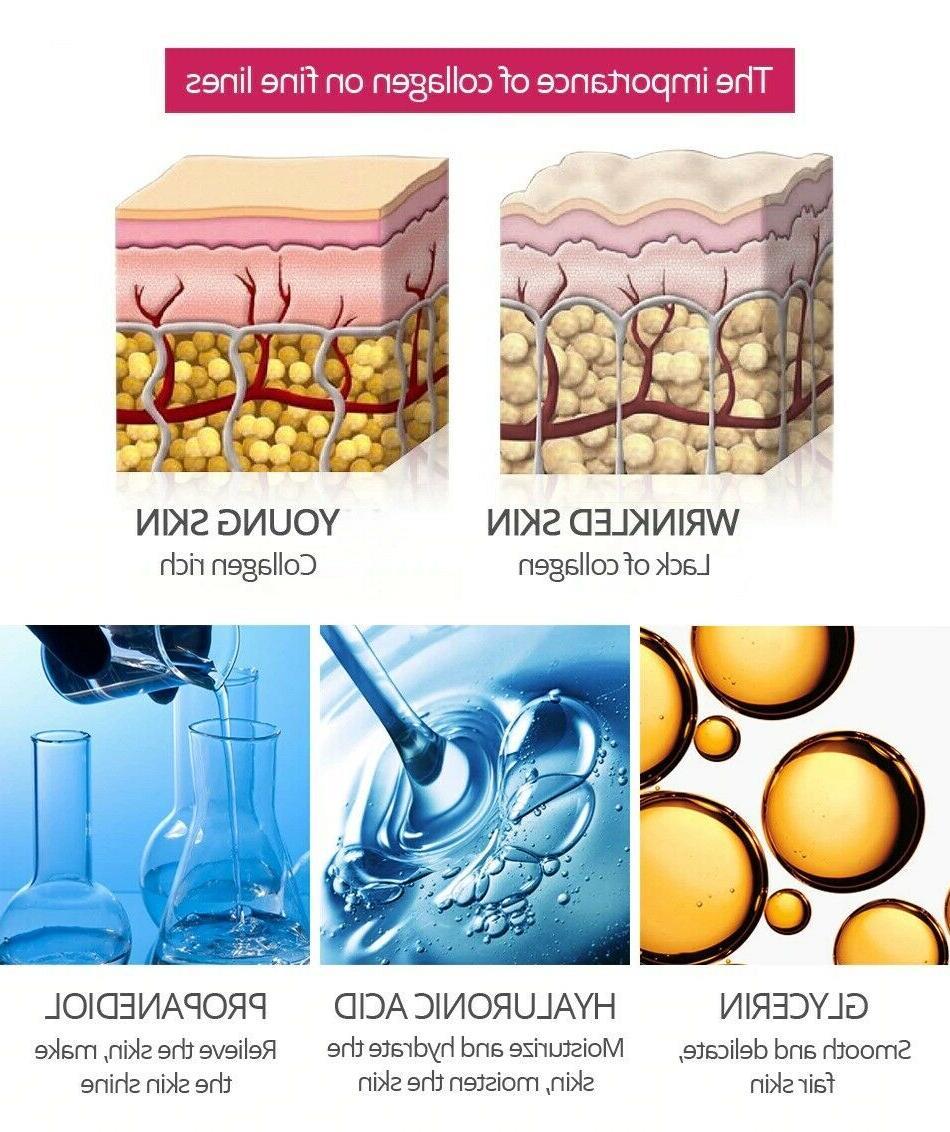 Serum Cream Anti-Aging Wrinkle Skin