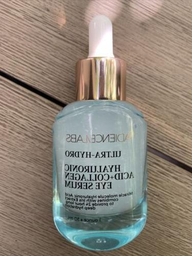 ultra hydro hyaluronic acid collagen eye serum