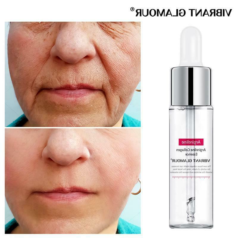 vibrant 15ml collagen face serum cream anti