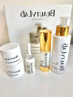 BeautyLab London Salon Collagen and Elastin Skincare Set 3pc