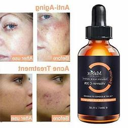 MABOX Magic Vitamin C Face Serum - Boost Collagen, Dark Circ