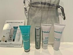 New Exuviance Lift & Firm Makeover Travel Size Set Collagen,