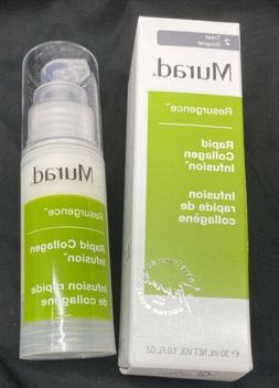 NIB Murad Resurgence Rapid Collagen Infusion 1 oz / 30 ml Co