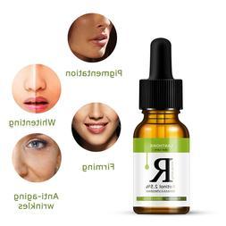 Pure Organic Facial Serum Essential Vitamin C E Collagen Oil