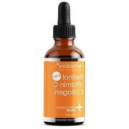 Retinol Vitamin C Collagen   Super Charged Anti-Aging Serum