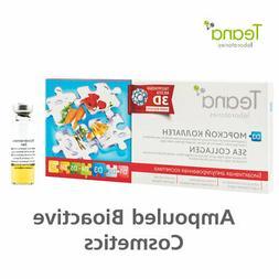 Teana Sea Collagen, Hyaluronic Acid Face Serum, Restore Skin
