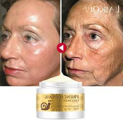 SNAIL FACE CREAM Collagen Anti-Wrinkle Whitening Facial Crea