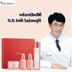 Medicube Special Collagen 4pc 2.0 Set -Toner, Serum 2ea, Cre