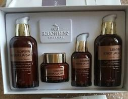 The Skin House Wrinkle Facial Toner Emulsion Serum Cream Nut
